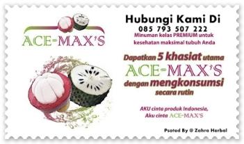 Obat Ace maxs
